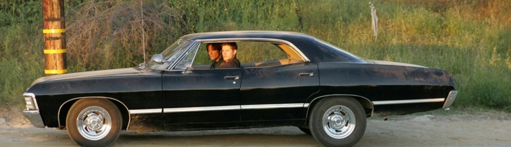 [Immagine: supernatural-impala1.jpg?w=1000&h=288&crop=1]