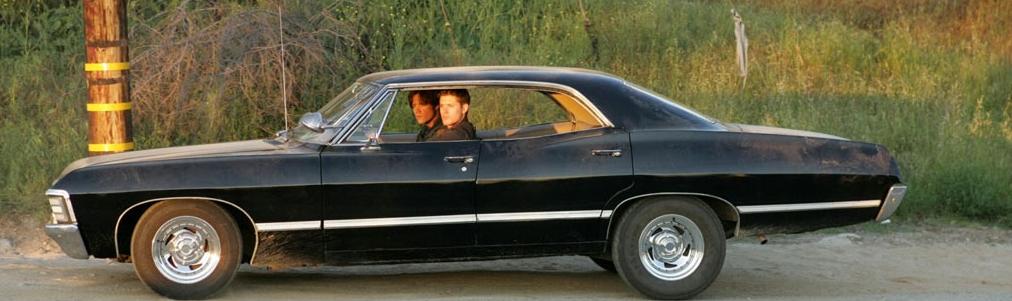 supernatural-impala