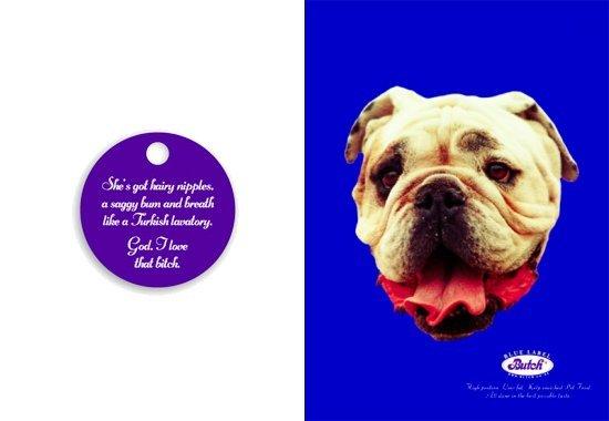 Rate Dog Food Website