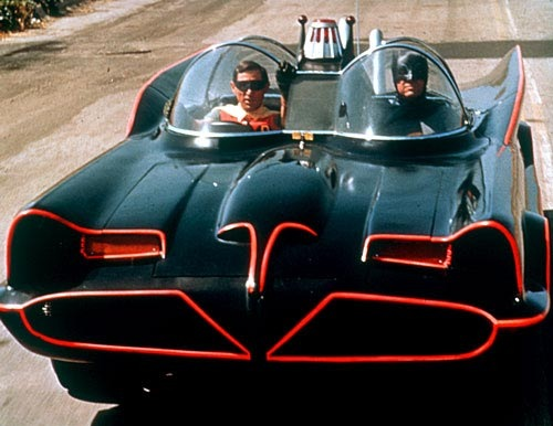 The Batman And Robin Old School Style Chronicles Of