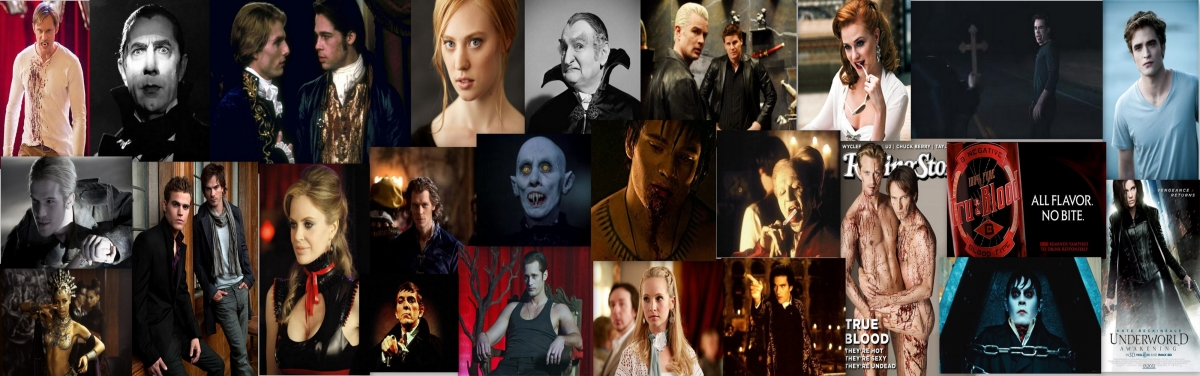 TV and movie vampires