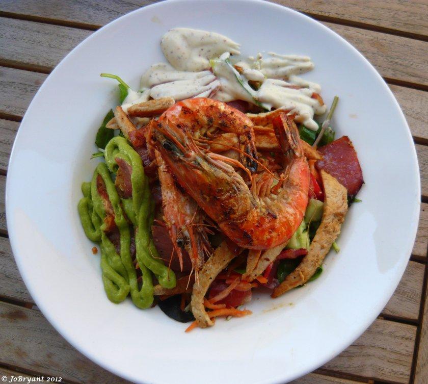 food, prawns
