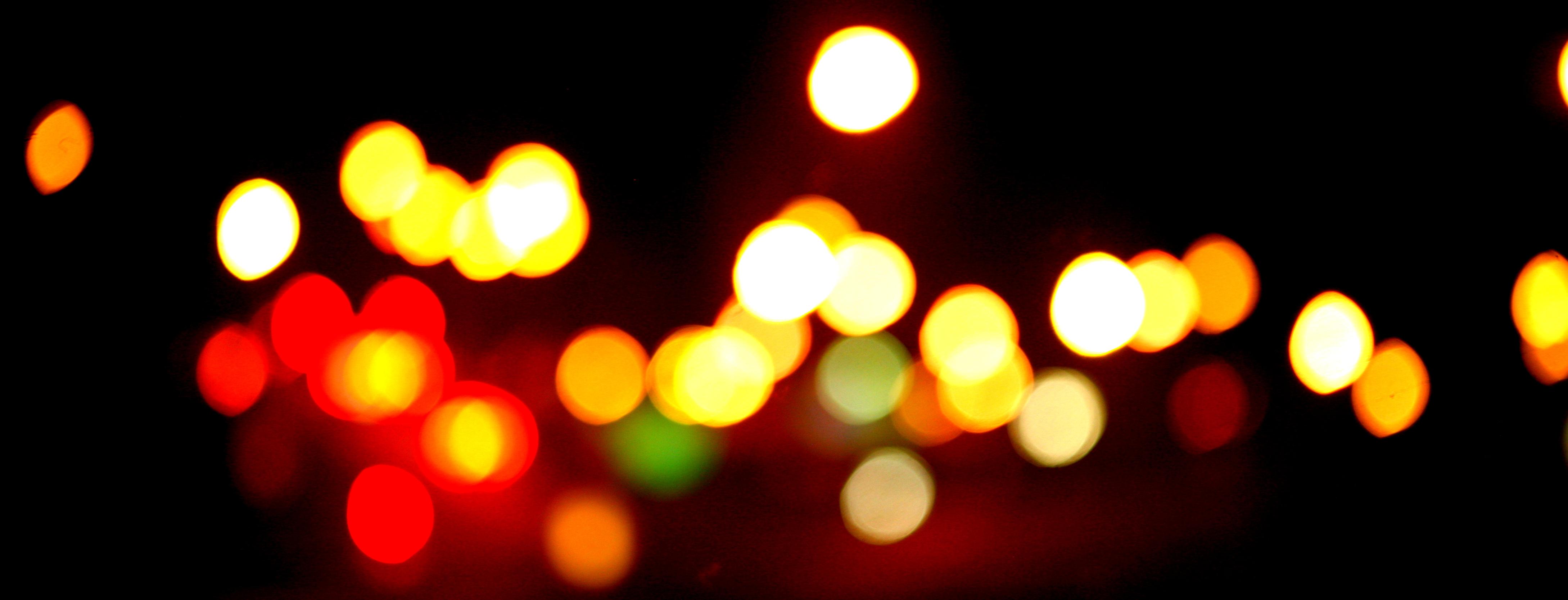 Night Lights – Bokeh...