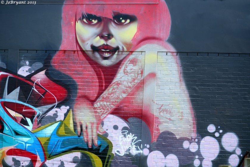 Waihi grafitti
