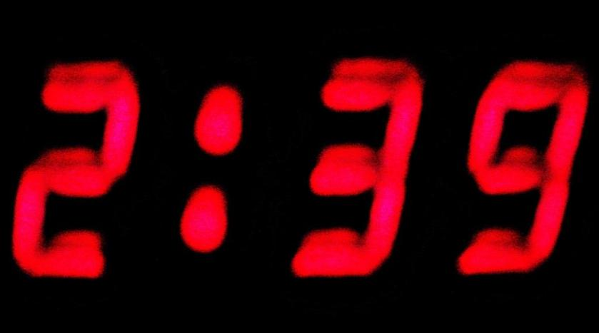 eloctronic clock numbers