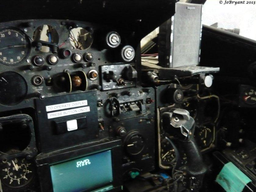 Hawker Hunter T75
