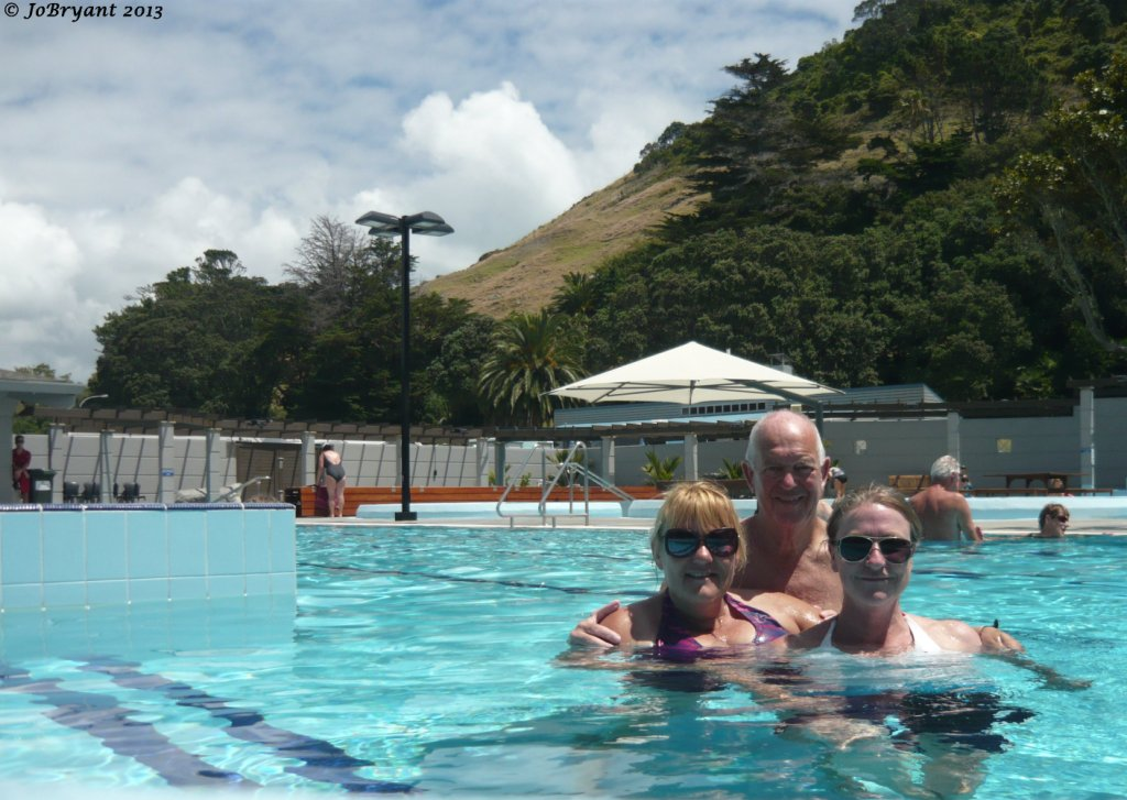 My Maunganui Hot Pools