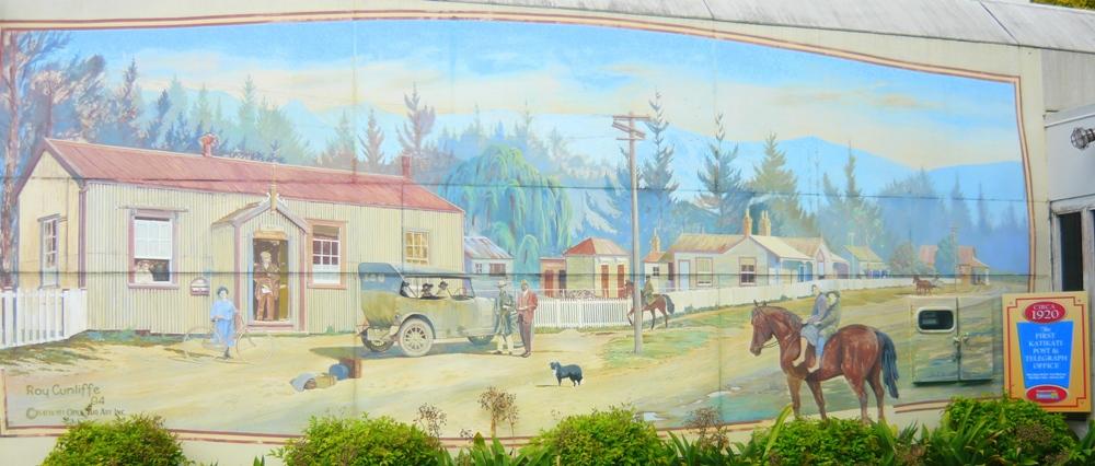 Katikati Mural
