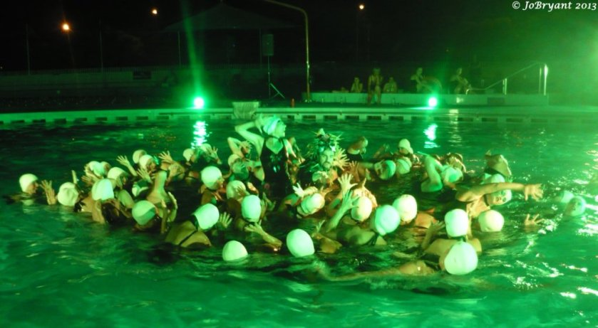 Wet Hot Beauties 'Swan Song' 2013