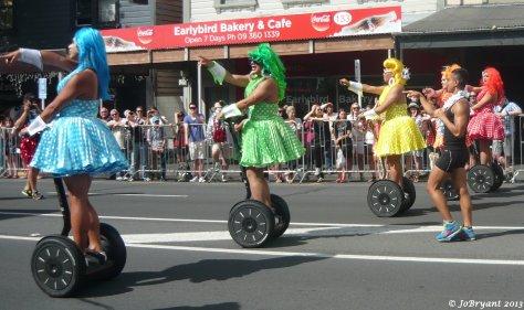 Auckland's Gay Pride Parade