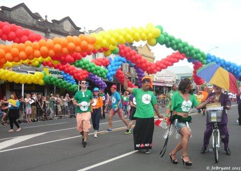 Auckalnd Gay Pride Parade