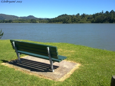 End of Park Road, Katikati