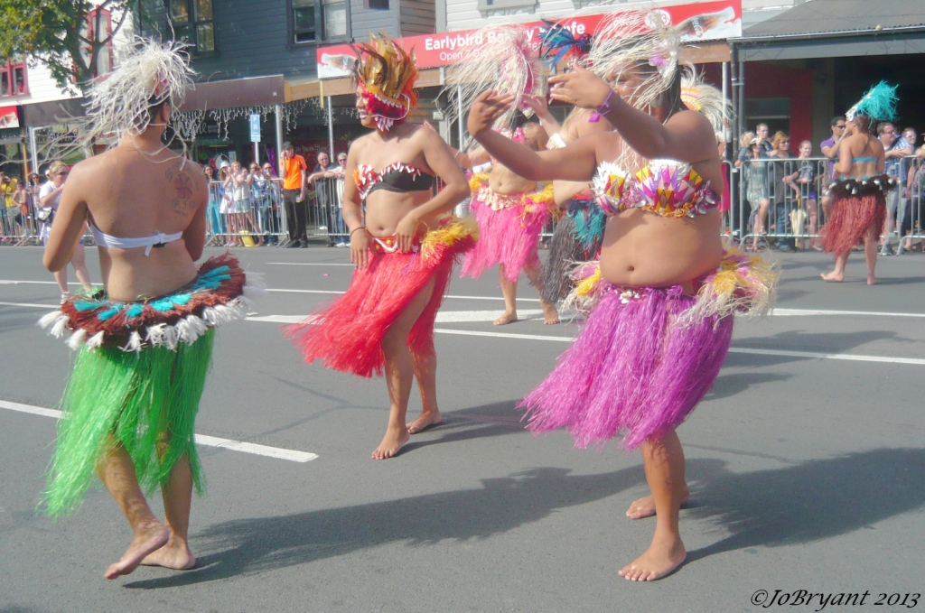 Dance  Auckland's Gay Pride Parade 2013