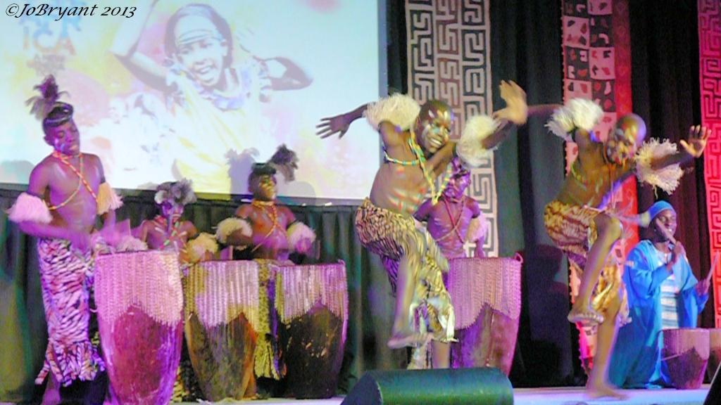 Dance Watoto Children's Choir