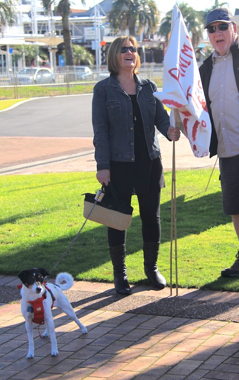 Tauranga Animal Testing Protest (25)