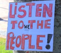 Tauranga Animal Testing Protest 30.7.2013 (21)