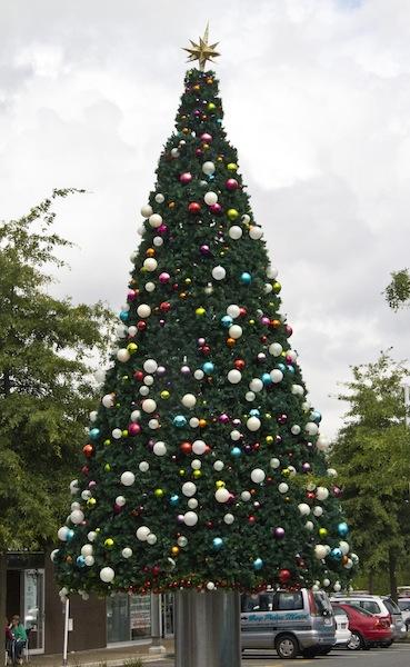 Bethlehem's Christmas Tree