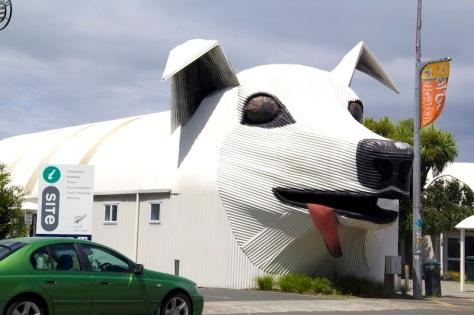 Tirau Big Dog Information Centre