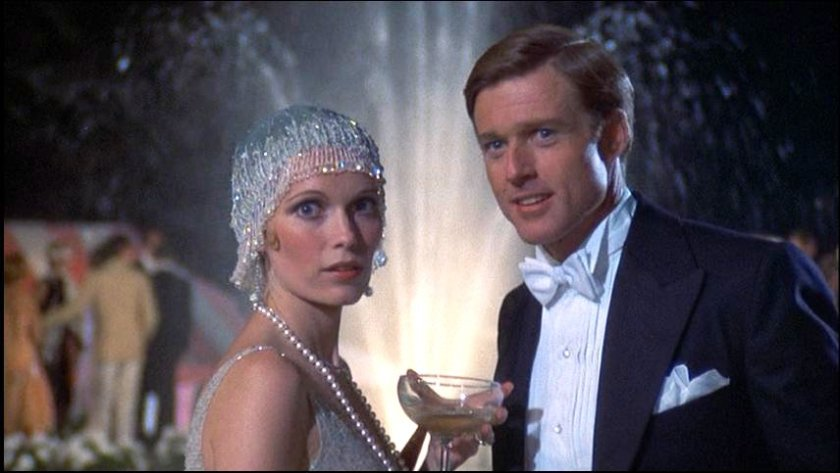 Mia Farrow_Robert Redford