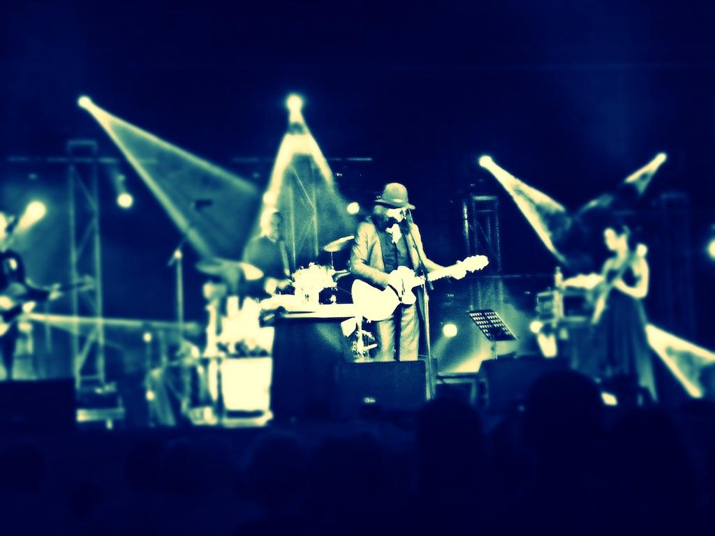 RODRIGUEZ in concert Auckland New Zealand